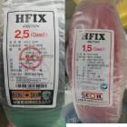 저독성 난연 가교 폴리올레핀 절연전선(HFIX) 1.5SQ (1R = 300M)  KS C 3341 소방전선