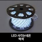 LED 사각 논네온 (50M) 백색