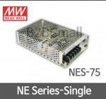 NE Series-Single (NES-75) 파워서플라이 75W